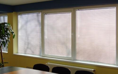 """Горизонтальные шторы, модель """"Макси стандарт"""""""