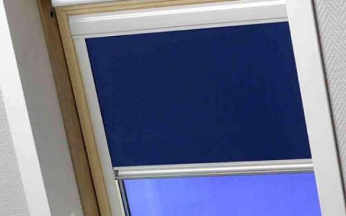 """Рулонные шторы для мансардных окон, модель """"Престиж"""""""