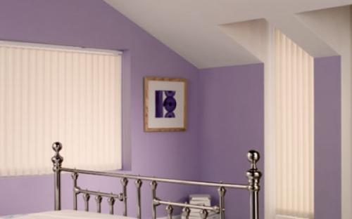 Вертикальные текстильные шторы 127 мм