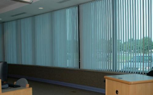 Вертикальные текстильные шторы 89 мм