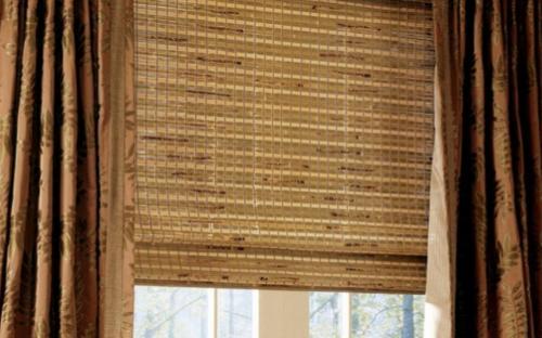 """Бамбуковые шторы, модель """"Феба"""""""