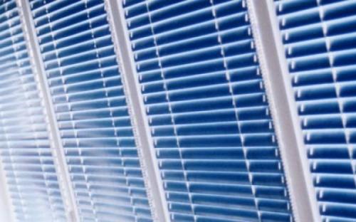 Внутренние горизонтальные шторы