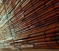 """Бамбуковые шторы, модель """"Гейша"""""""