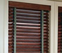 Деревянные горизонтальные шторы 50 мм