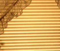 Горизонтальные шторы между оконными рамами